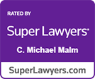 Super Lawyers Michael Malm logo